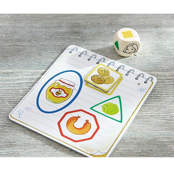 Mes premiers jeux au marché