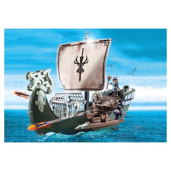 9244 - Dragons Drago et vaisseau d