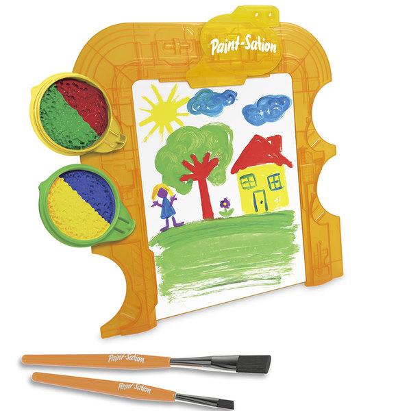 chevalet paint sation goliath king jouet dessin et peinture goliath jeux cr atifs. Black Bedroom Furniture Sets. Home Design Ideas