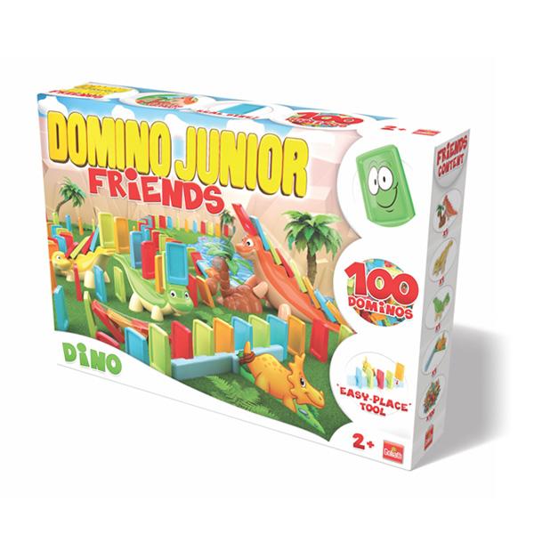 Domino Junior Dino Friends