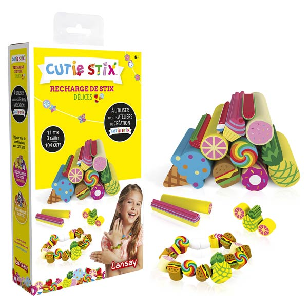 Cutie Stix - Recharge délices
