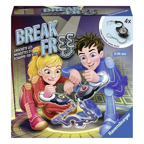 Jeu Break Free