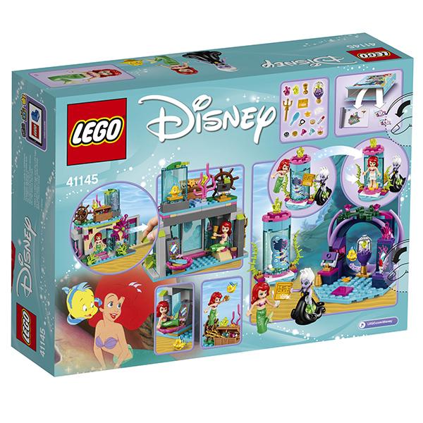 41145 - LEGO® DISNEY PRINCESS - Ariel et le sortilège magique