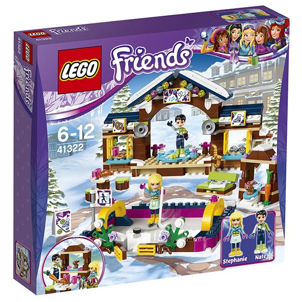 41322 - LEGO® FRIENDS - La patinoire de la station de ski