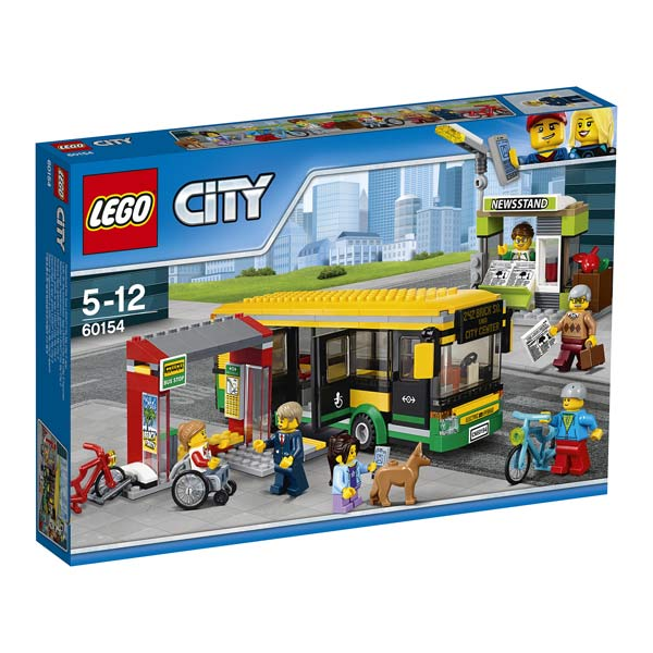 60154 - LEGO® CITY - La gare routière