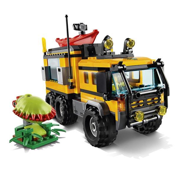 Le La Laboratoire City Mobile Jungle 60160 8zwxnpnk0o De Legoking Lego® hrdstQ