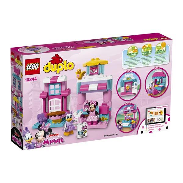 10844 la boutique de minnie lego king jouet lego. Black Bedroom Furniture Sets. Home Design Ideas