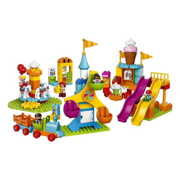 10840 - LEGO® DUPLO Le parc d