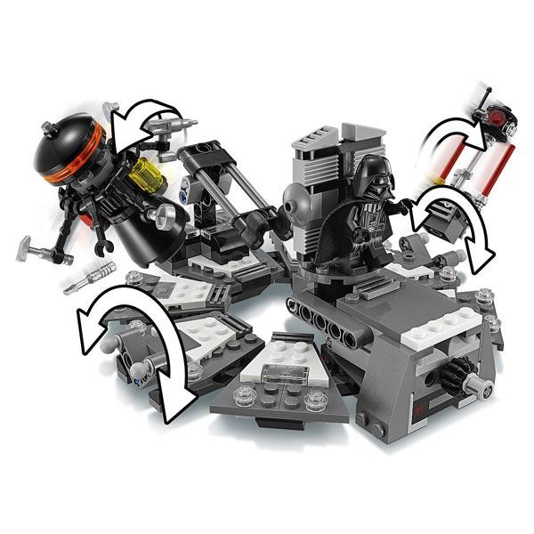75183 - LEGO® STAR WARS - La transformation de Dark Vador