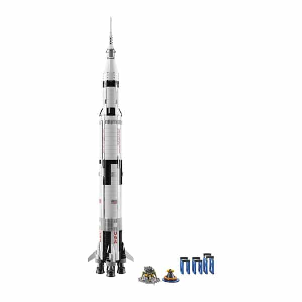 21309 - LEGO® IDEAS - NASA Apollo Saturn V