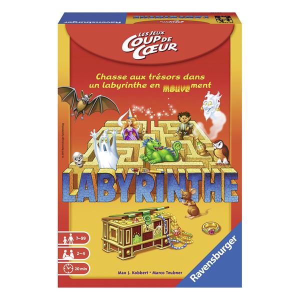 jeu de poche labyrinthe ravensburger king jouet jeux de voyage ravensburger jeux de soci t. Black Bedroom Furniture Sets. Home Design Ideas