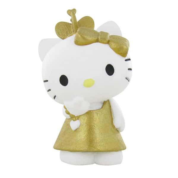 Figurine Hello Kitty or