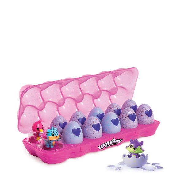 Hatchimals - boite 12 oeufs