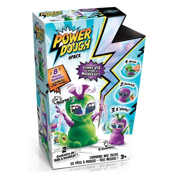 Crazy Monster Power Dough - Space