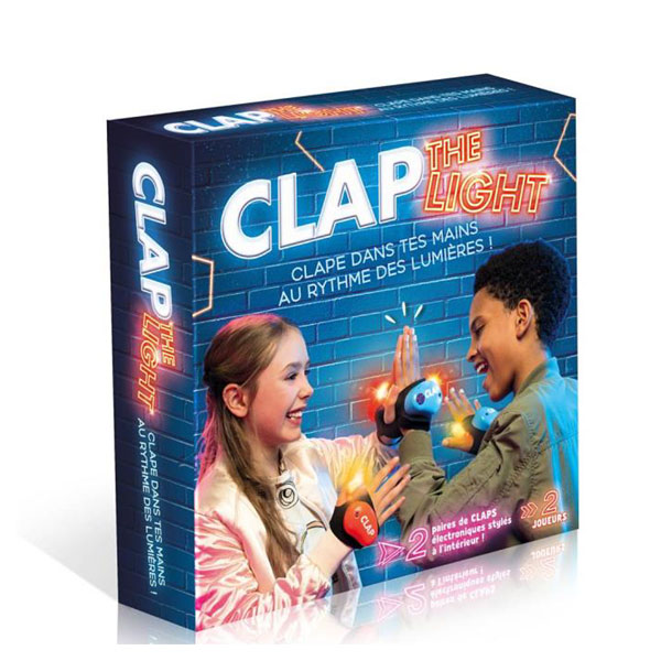 Clap The Light