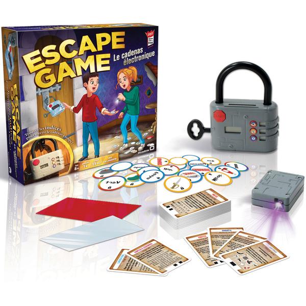 escape game dujardin king jouet jeux de r flexion dujardin jeux de soci t. Black Bedroom Furniture Sets. Home Design Ideas