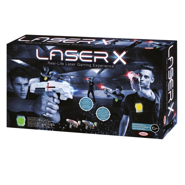 Laser X Game
