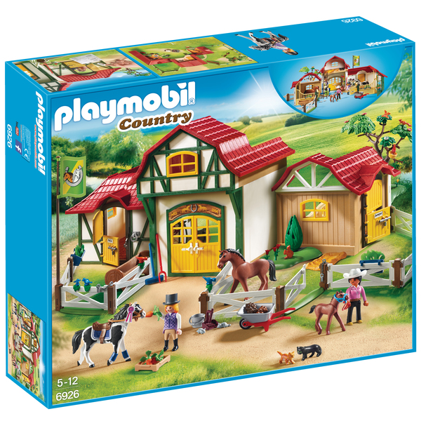 6926 - Playmobil Country - Club d'équitation