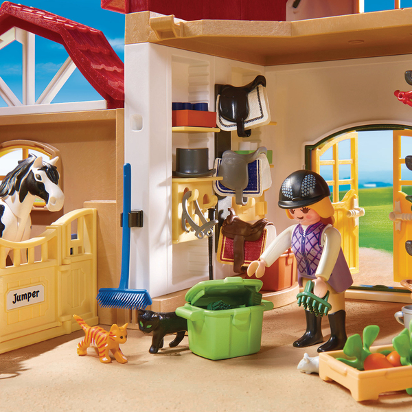 6926 - Playmobil Country - Club d