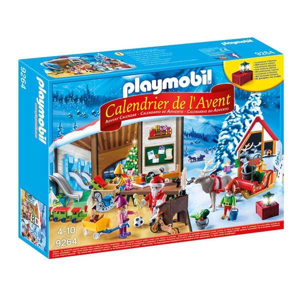 Calendrier De Lavent Soy Luna.9264 Calendrier De L Avent Pere Noel Playmobil