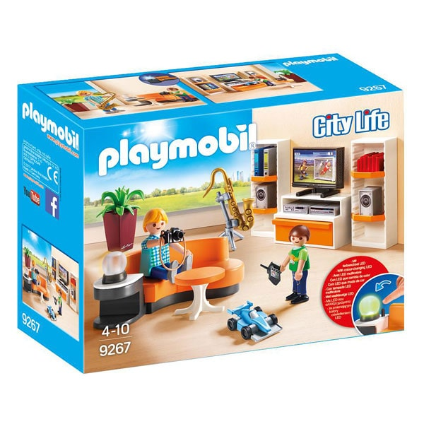 9267 salon quip playmobil playmobil king jouet