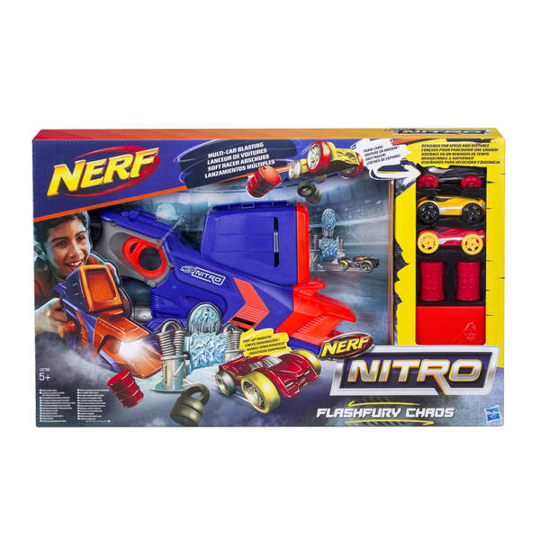 Nerf Nitro-Flashfury Chaos