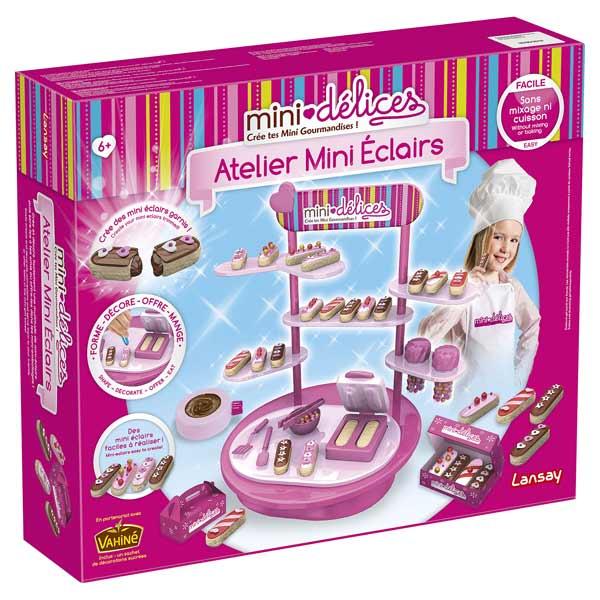 Mini d lices atelier mini clairs lansay king jouet for Cuisine king jouet