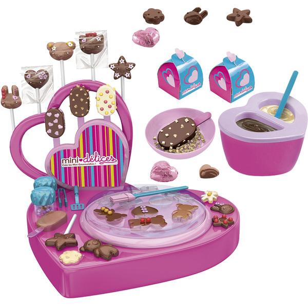 Mini Délices - Atelier Chocolat 4 en 1