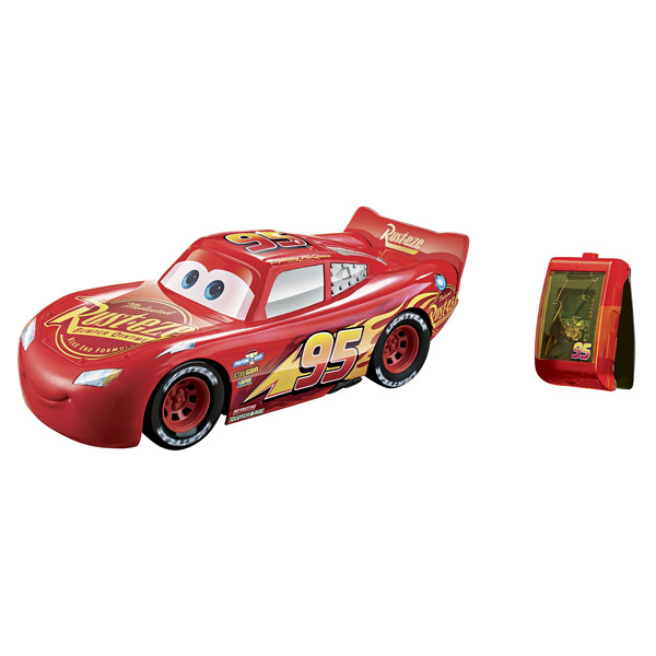 cars 3 mcqueen bracelet pilotage mattel king jouet voitures radiocommand es mattel. Black Bedroom Furniture Sets. Home Design Ideas