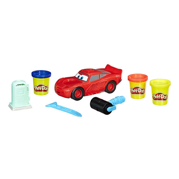 play doh cars 3 flash mcqueen play doh king jouet pate 224 modeler modelage et gravure play