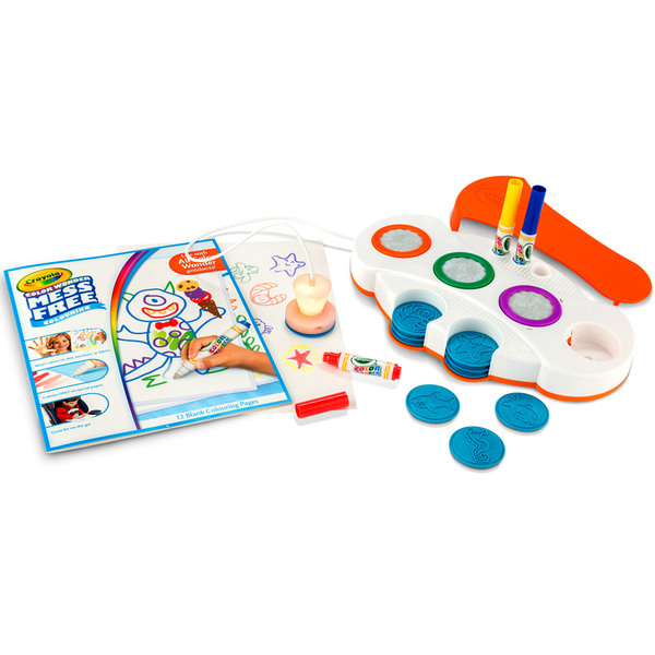 Color Wonder-Tampons magiques lumineux