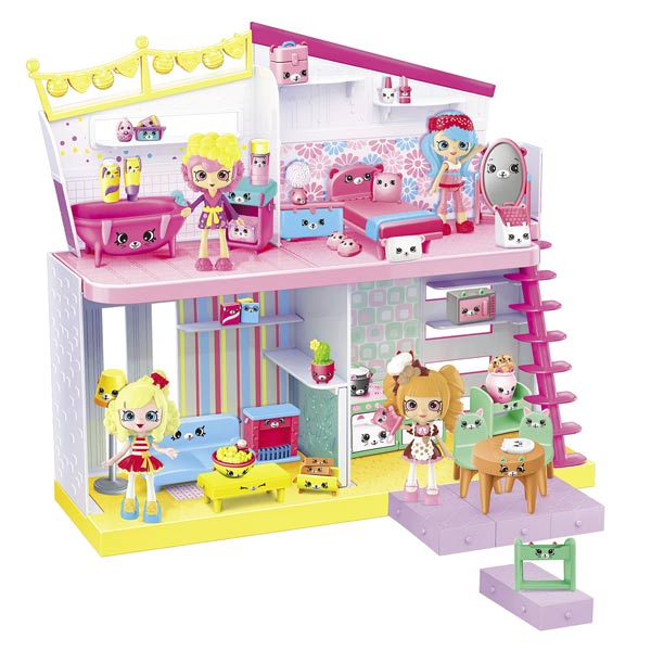 happy place happy home shopkins king jouet figurines et cartes collectionner shopkins. Black Bedroom Furniture Sets. Home Design Ideas