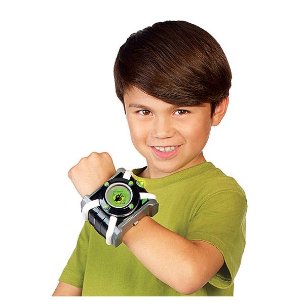 Ben 10 montre omnitrix deluxe giochi king jouet h ros - Montre benten ...