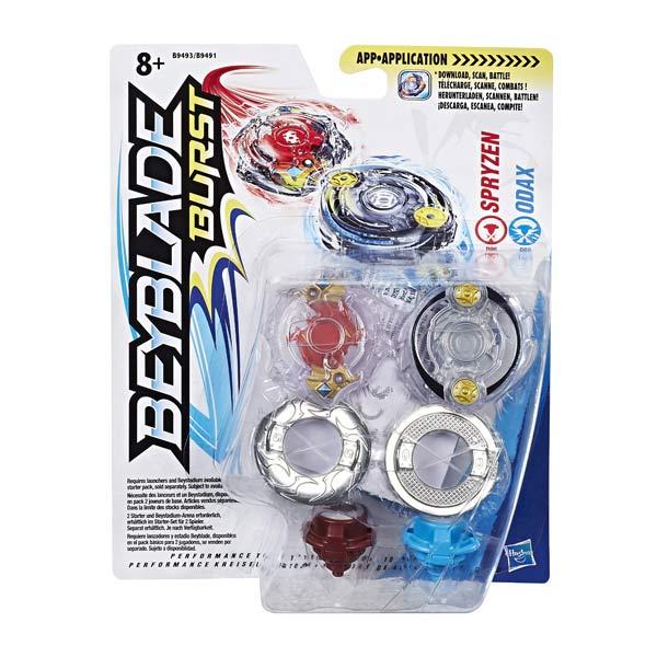 Beyblade Pack duel