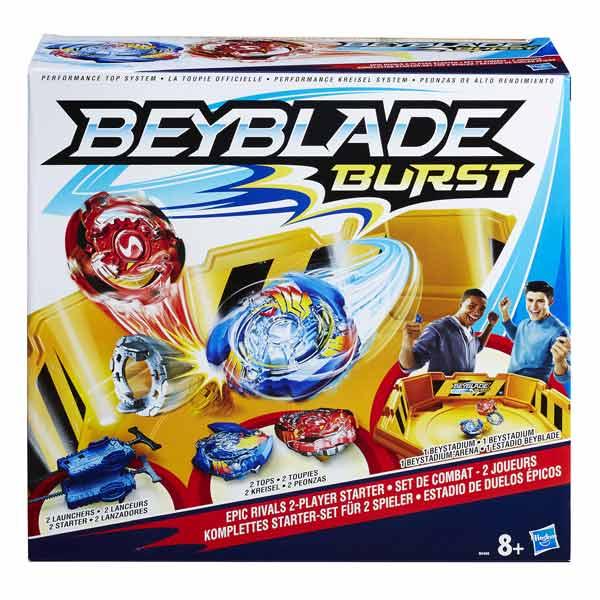 Beyblade Set de combat - 2 Joueurs