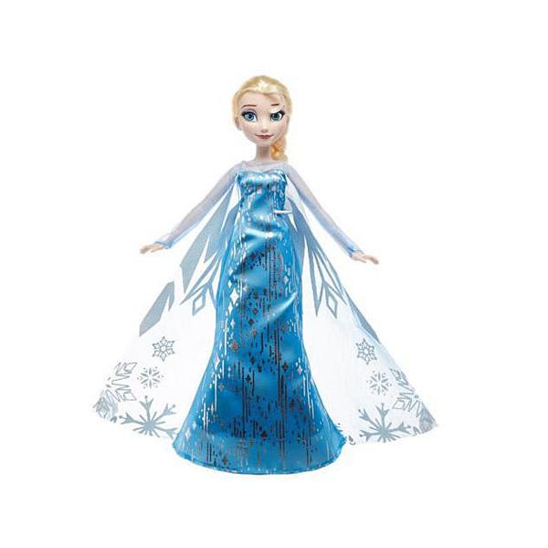 la reine des neiges elsa robe musicale - Barbie Reine Des Neiges