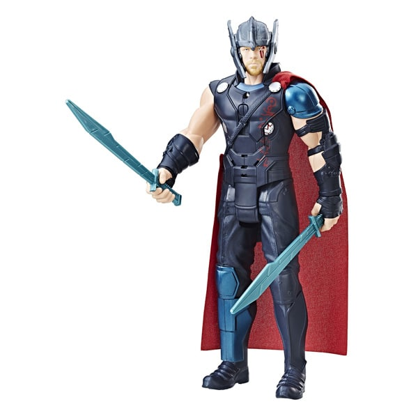 avengers figurine interactive thor 30 cm hasbro king jouet h ros univers hasbro jeux d. Black Bedroom Furniture Sets. Home Design Ideas