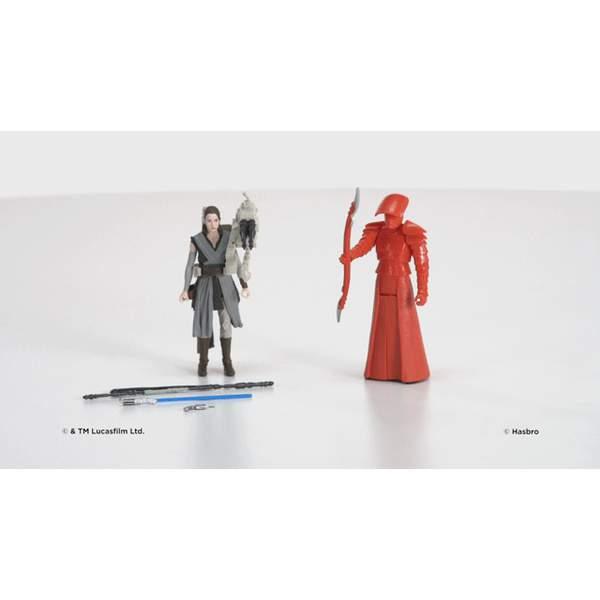 Star Wars - pack 2 figurines 10 cm