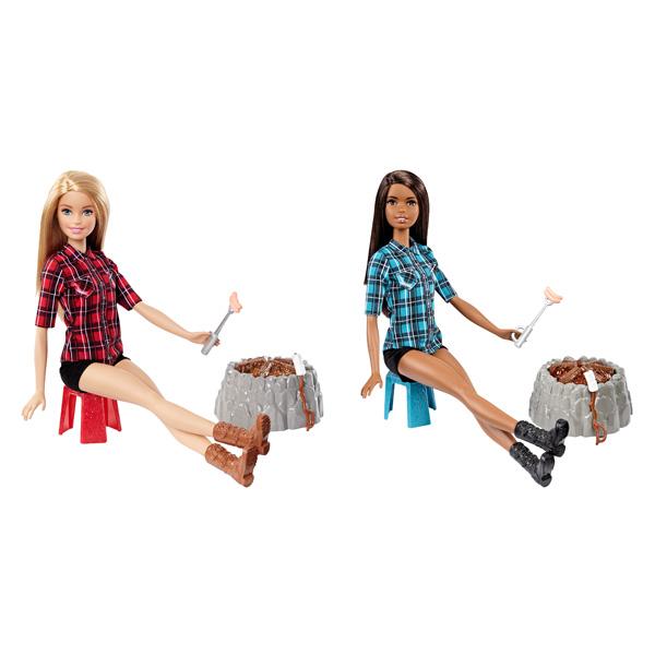 Barbie joie du camping