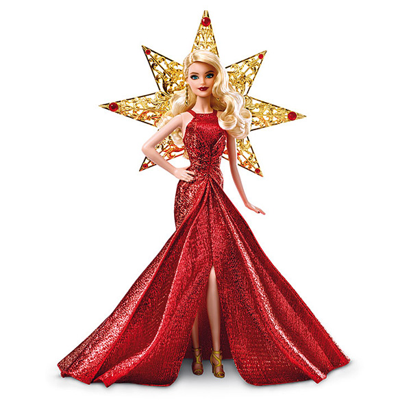 barbie de noel 2018 king jouet Barbie Noël doré 2017 Mattel : King Jouet, poupées mannequin  barbie de noel 2018 king jouet