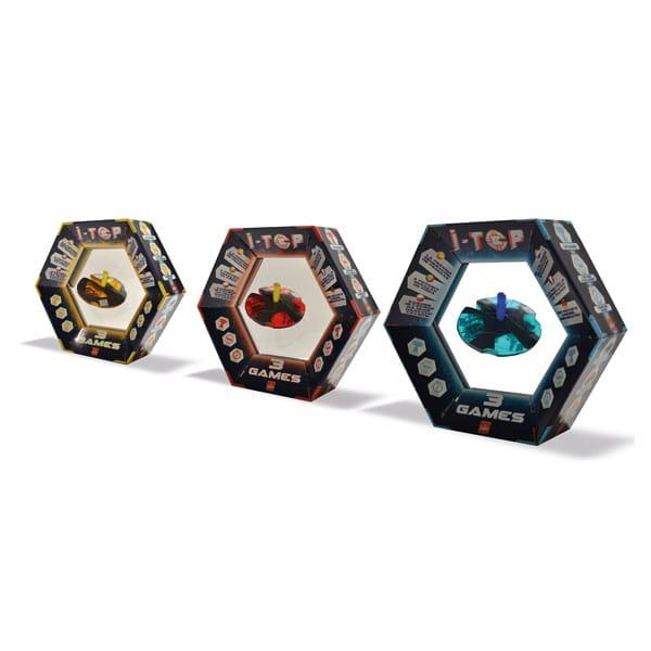 toupie i top lectronique modelco king jouet jeux d. Black Bedroom Furniture Sets. Home Design Ideas