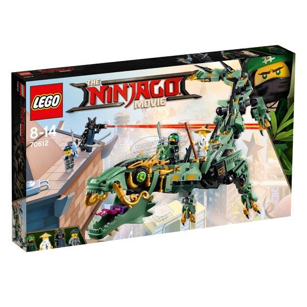 70612 - LEGO® NINJAGO - Le dragon d