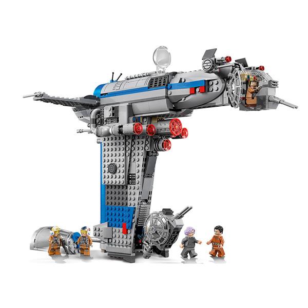 75188 star wars 8 resistance bomber lego king jouet lego briques et blocs lego jeux de. Black Bedroom Furniture Sets. Home Design Ideas