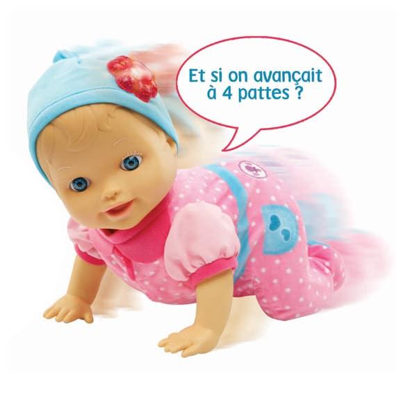 jouet bebe marche a 4 pattes
