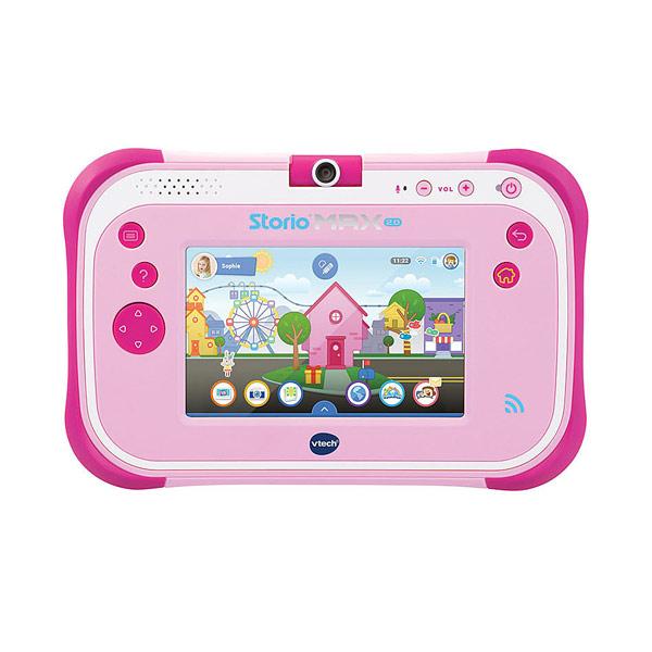 Tablette storio max 2 0 5 rose vtech king jouet for Housse storio max 5