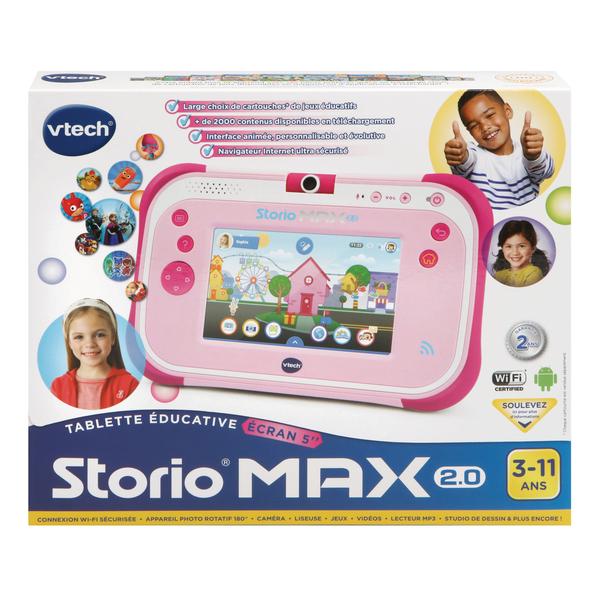 "Tablette Storio Max 2.0 5"" rose"