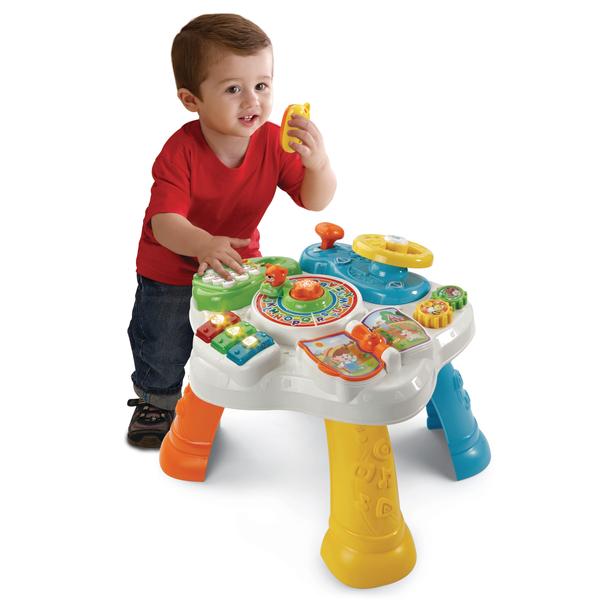 table d 39 activit s bilingue vtech king jouet activit s d 39 veil vtech jeux d 39 veil. Black Bedroom Furniture Sets. Home Design Ideas