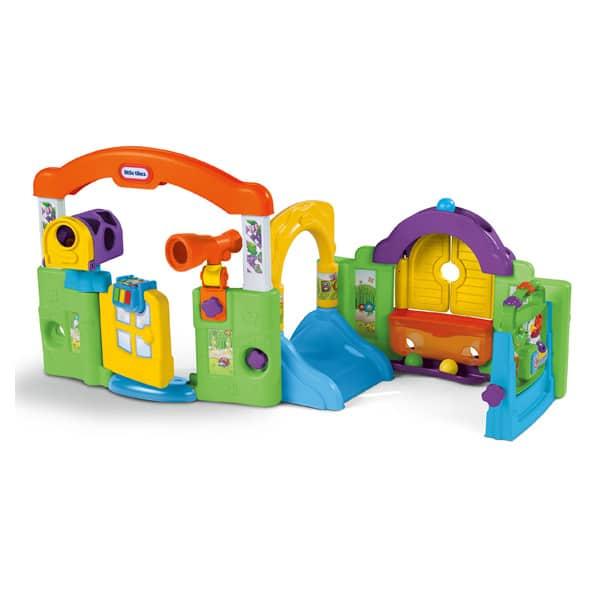 aire de jeux jardin des d couvertes little tikes king jouet activit s d 39 veil little tikes. Black Bedroom Furniture Sets. Home Design Ideas