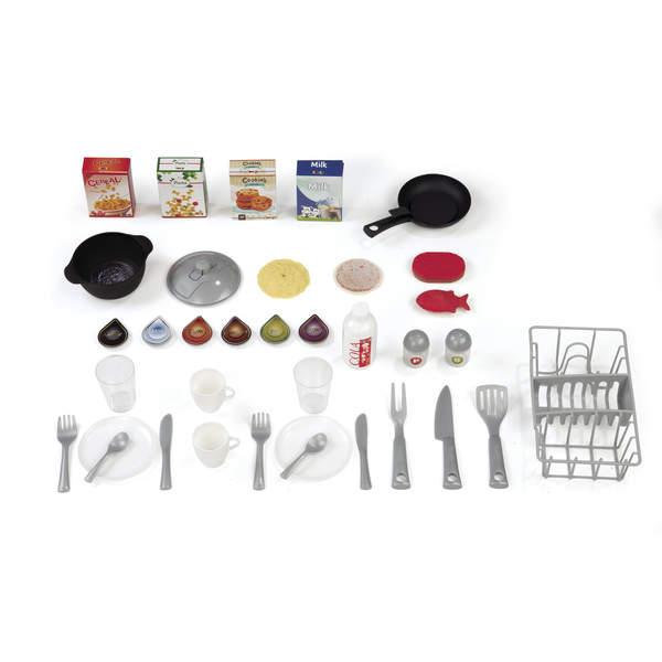 Cuisine smoby studio cheap set detsk kuchynka tefal for Cuisine xxl bubble