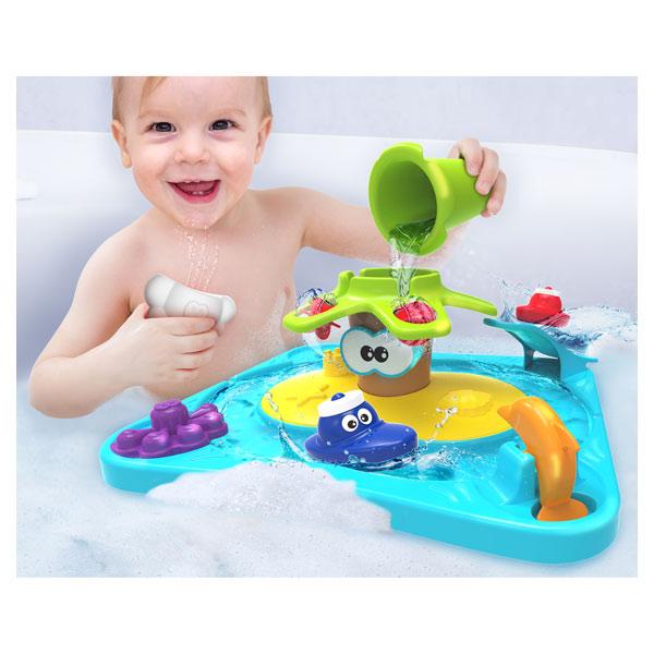 ile de bain taldec king jouet activit s d 39 veil taldec jeux d 39 veil. Black Bedroom Furniture Sets. Home Design Ideas